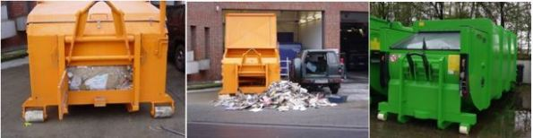 Why Bergmann compactors are superior to traditional compactors