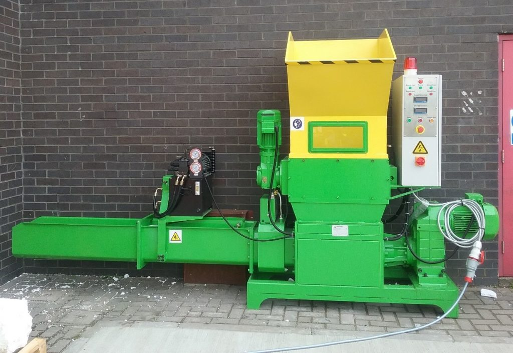 BDL CP250 Polystyrene Compactor